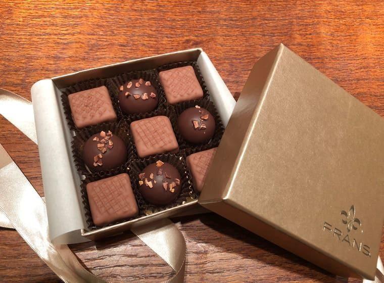 フランズチョコレート